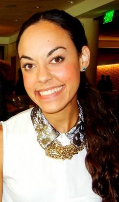 Jade Simmons, Chapman MBA