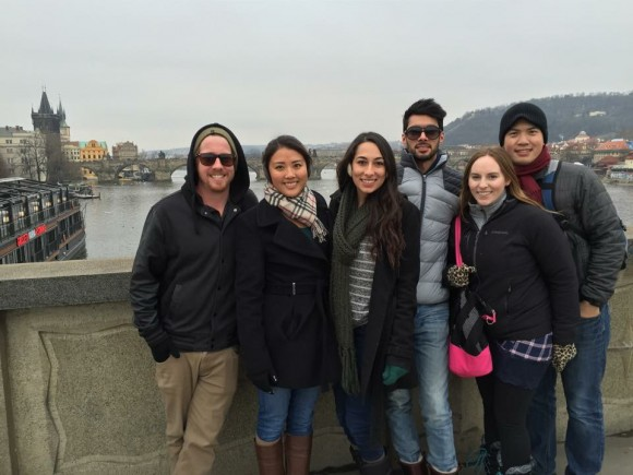 MBA Students in Prague