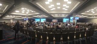 audience at Social Media World