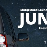 Motor mood launch party ad