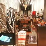 rustic artisan shop