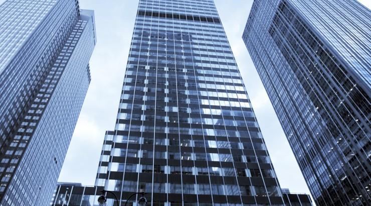 skyscraper artistic shot