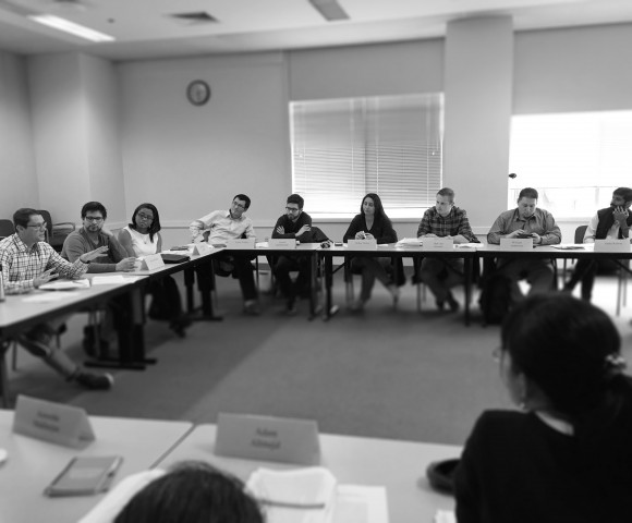 2016 Graduate Student Workshop in Experimental Economics