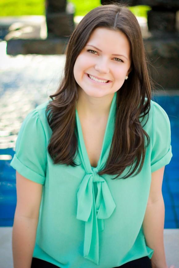 Student Allie Weber bio photo