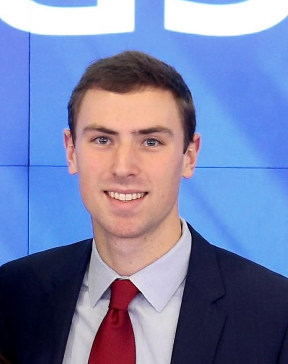 Student Sean Dusselier bio photo
