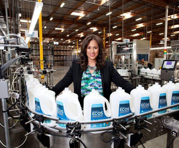 Environmental Powerhouse - Executive MBA Alumna Kelly