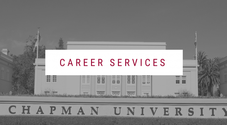 Fall Jobs & Internships - Argyros School Career Services