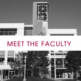 Meet the faculty header