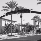 Schmid Gate at Chapman University