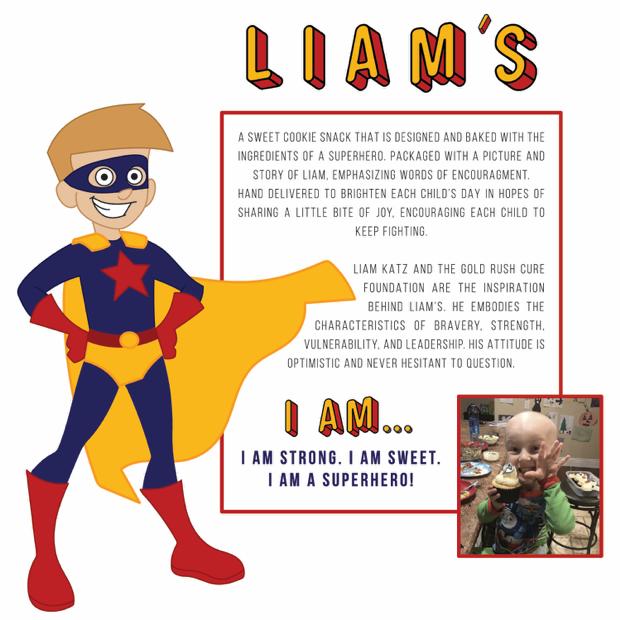 Liams Cookie