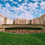 Chapman University Memorial Lawn
