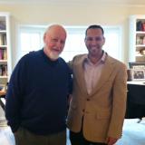 Daniel Wachs meets with legendary composer John Williams.