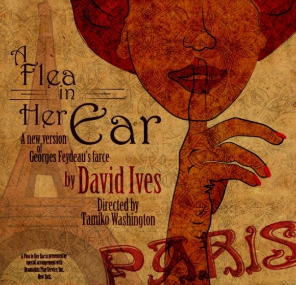 A flea in her ear opens february 18 in waltmar theatre for Farcical in french