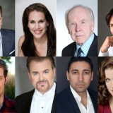 Collage of headshots for alumni soloists.
