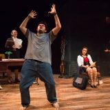 actors perform in OC-Centric production