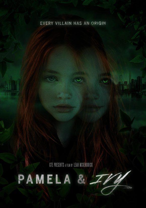 promotional poster for Pamela & Ivy