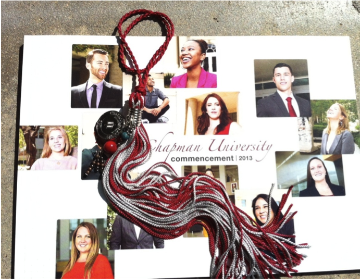 Commencement collage.