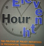Book cover for Eleventh Hour.