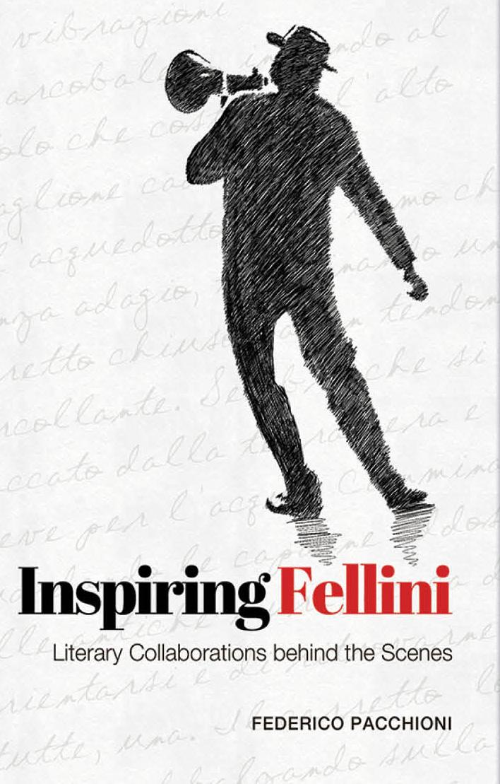 Flyer for Inspiring Fellini.