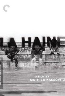 Movie cover for La Haine