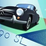 Artwork for Mercedes Benz