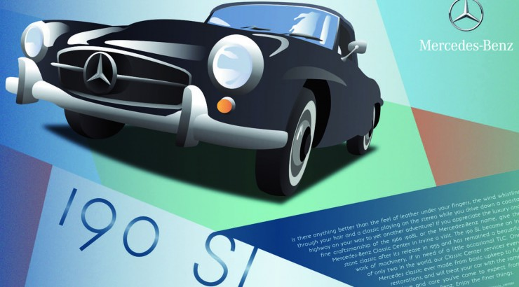 Artwork for Mercedes Benz
