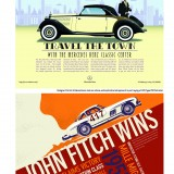 Poster for Travel the Town.