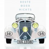 Poster for Mercedes Benz