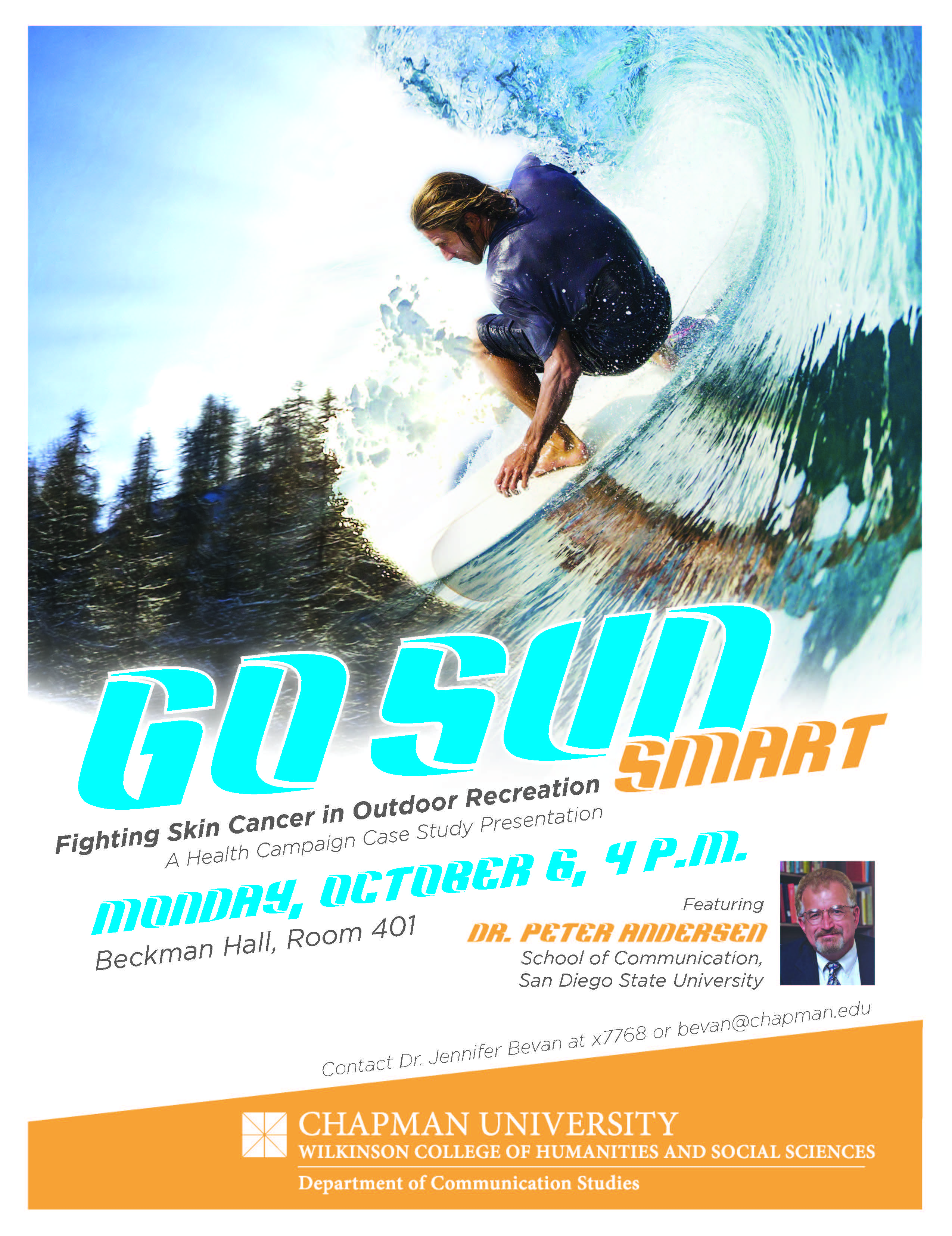 Flyer for Go Sun Smart