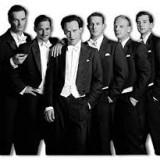 Group of men in tuxes.