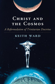 Book cover for Christ and the Cosmos.