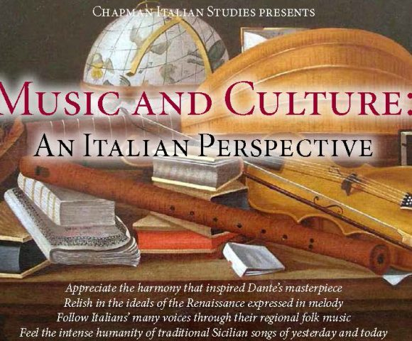 Music and Culture - An Italian Perspective