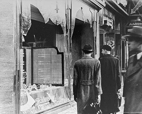 An Interfaith Service of Remembrance for Kristallnacht