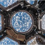 This view from the Cupola of the International Space Station is part of a collection of photos taken by Italian astronaut Paolo Nespoli in collaboration with Chicago-based photographer Roland Miller