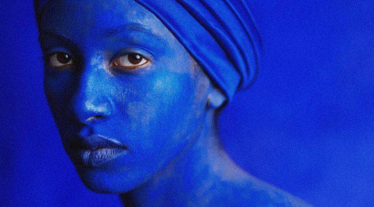 Rachel Cassandra Gibbons, La Période Bleue, i