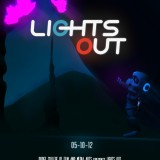 DA - Lights Out theatrical poster