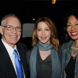Bob Bassett, Sharon Lawrence, Debra Martin Chase
