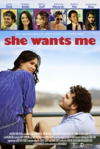 She Wants Me Official Movie Poster