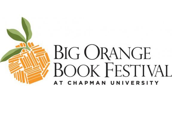Big Orange Book Festival at Chapman University 2012