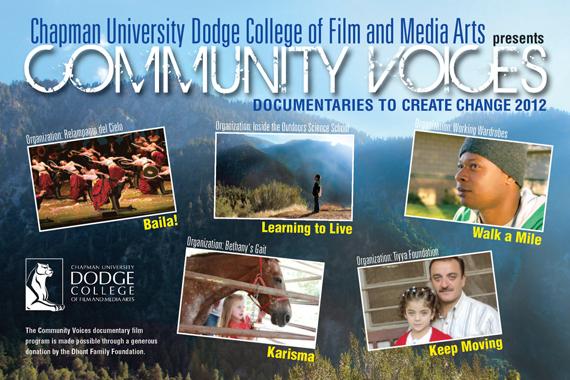 Community Voices 2012