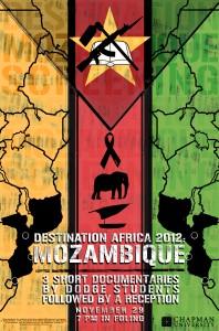 Destination: Africa, Mozambique Poster