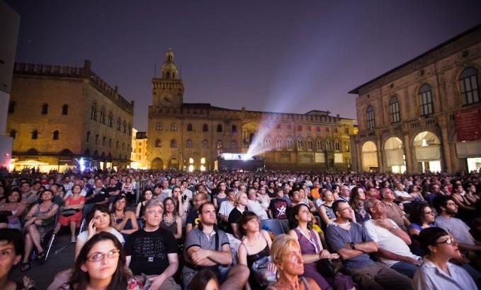 Bologna, Italy, il Cinema Ritrovato