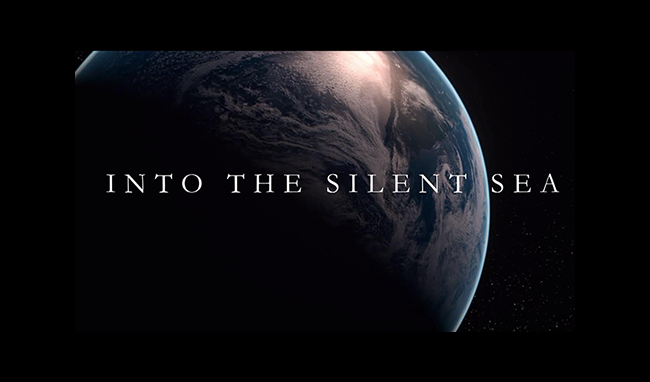 Into the Silent Sea Title Card