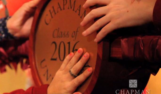 Chapman University Orientation 2013