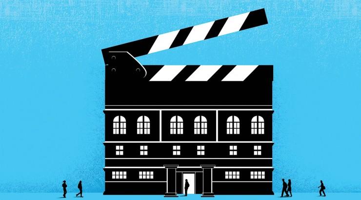The Hollywood Reporter's 2013 Top Film School Art