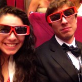 Chapman students at the Cannes Film Festival