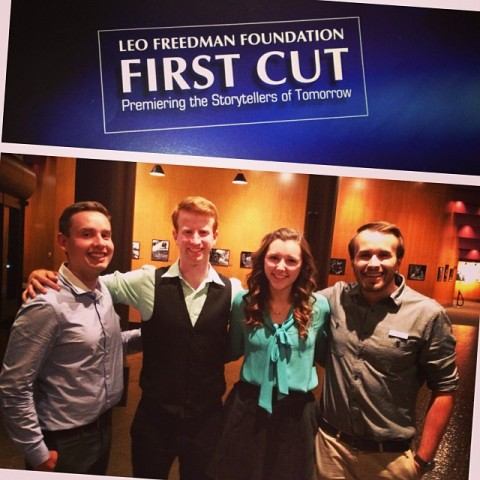 Leo Freedman Foundation First Cut Premiere Screening at the DGA Theater in Los Angeles