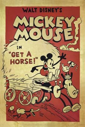 Disney Presentation GET A HORSE
