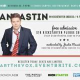 Sean Astin Crowdfunding