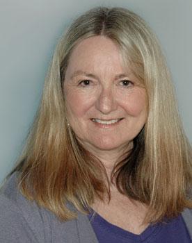 Nancy St John Portrait